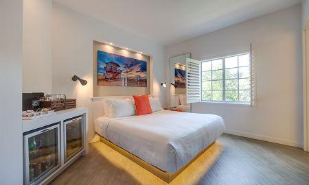 Suite Deux Chambres - Eurostars Vintro Hotel - Miami