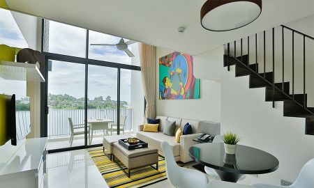 Two Bedroom Loft Suite with Lagoon View - Cassia Phuket - Phuket