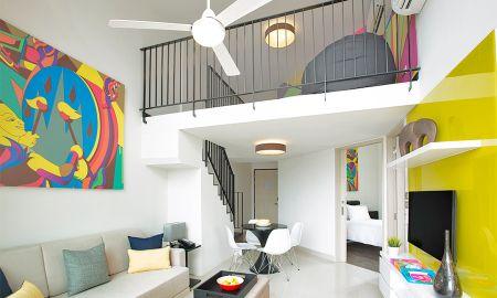 Loft Suite Dos Dormitorios - Cassia Phuket - Phuket