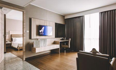 Апартаменты с 1 спальней Премьер - Adelphi Suites Bangkok - Bangkok