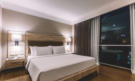 Люкс с 1 спальней - Adelphi Suites Bangkok - Bangkok