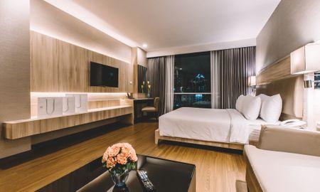 Studio - Adelphi Suites Bangkok - Bangkok