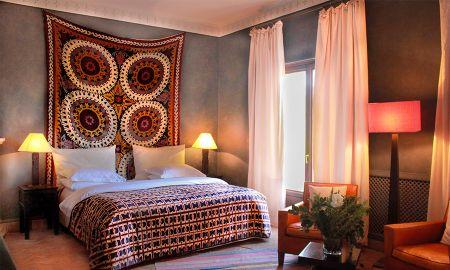 Grande Chambre Double - Jnane Tamsna - Marrakech