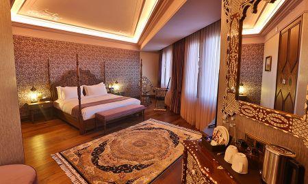 Corner Suite - Sea View - Ajwa Hotel Sultanahmet - Istanbul