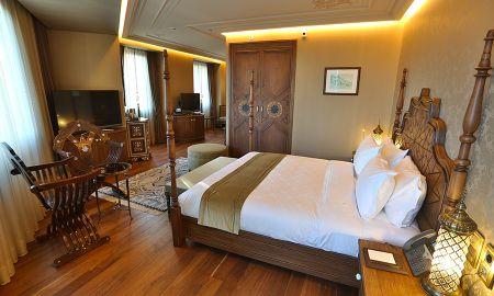 Suite d'Angle - Vue sur la Rue - Ajwa Hotel Sultanahmet - Istanbul