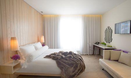 Quarto Superior King - The Morgan Hotel - Dublin