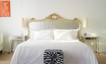 Chambre Signature King - The Morgan Hotel - Dublin