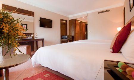 Chambre Double Standard avec Vue Jardin - Kenzi Farah - All Inclusive - Marrakech