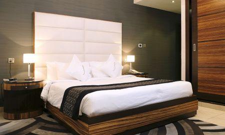 Appartement Standard Une Chambre - City Premiere Hotel Apartments - Dubai