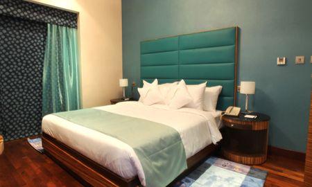 Appartement Deluxe 3 Chambres - Vue sur la Route Sheikh Zayed - City Premiere Hotel Apartments - Dubai