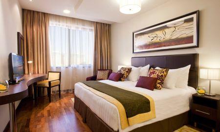 Habitación Superior King - Mövenpick Hotel Apartments Al Mamzar - Dubai