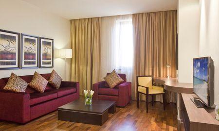 Apartamento Dos Dormitorios - Mövenpick Hotel Apartments Al Mamzar - Dubai