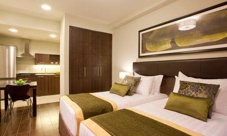 Habitación Superior Twin - Mövenpick Hotel Apartments Al Mamzar - Dubai
