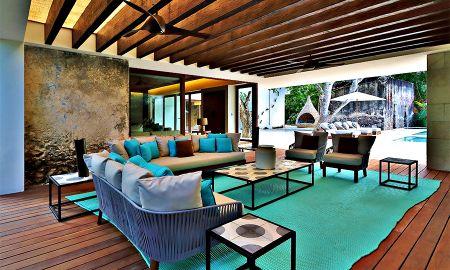 Villa Trois Chambres - Chable Resort & Spa - Yucatán