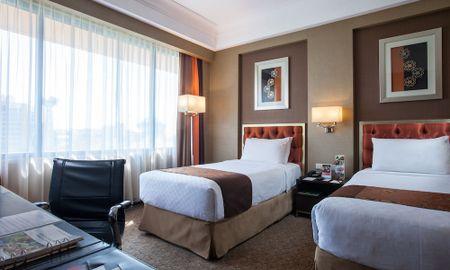 Quarto Deluxe Twin - Hotel Ciputra Semarang - Semarang