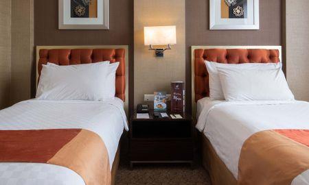 Grande Twin Deluxe - Hotel Ciputra Semarang - Semarang