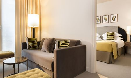 Suite Junior - Le Tsuba Hotel - Parigi