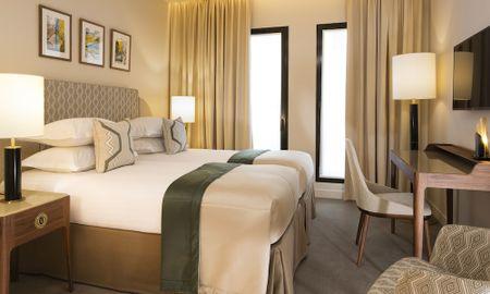 Camera Deluxe Twin - Le Tsuba Hotel - Parigi