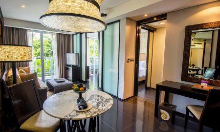 Suite Deluxe - The Sakala Resort Bali - Bali