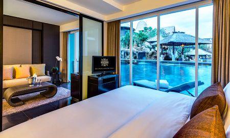 Suite Deluxe - Acceso Piscina - The Sakala Resort Bali - Bali