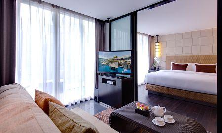 Suite Deluxe - Vista Piscina - The Sakala Resort Bali - Bali