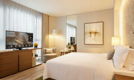 Appartamento Classico Una Camera - King Bed - Al Bandar Arjaan By Rotana - Creek - Dubai