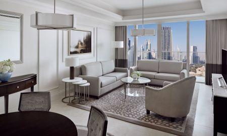 Residencia Un Dormitorio - Address Boulevard - Dubai