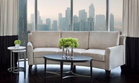 Residencia Tres Dormitorios - Address Boulevard - Dubai