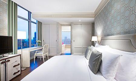 Suite Dois Quartos - King & Queen - Oriental Residence Bangkok - Bangkok