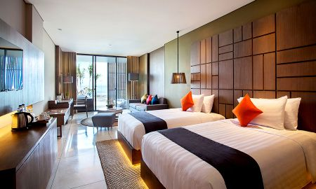 Suite Jacuzzi - Wyndham Tamansari Jivva Resort Bali - Bali