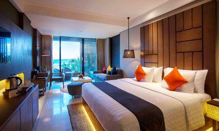 Quarto Deluxe - Wyndham Tamansari Jivva Resort Bali - Bali