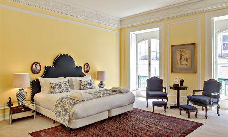 Suite Deluxe - Dear Lisbon - Palace Chiado Suites - Lisbonne