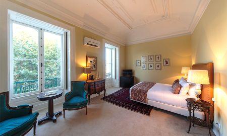 Suite Deluxe - Vue Rivière - Dear Lisbon - Palace Chiado Suites - Lisbonne