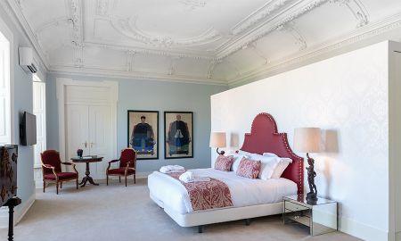 Suite Master - Vue Rivière - Dear Lisbon - Palace Chiado Suites - Lisbonne