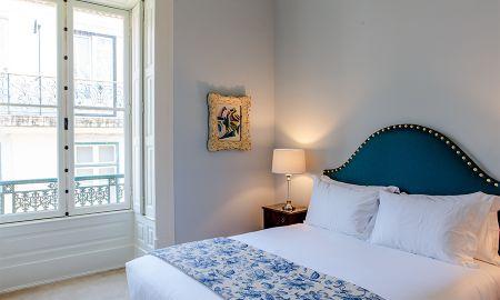 Suite - Vue Ville - Dear Lisbon - Palace Chiado Suites - Lisbonne