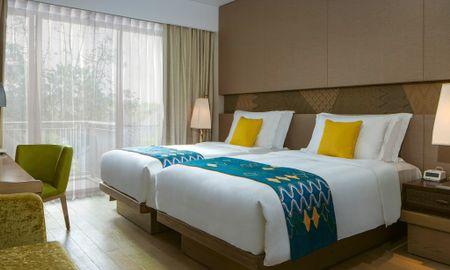 Habitación Doble Clásica con Vista Piscine - Mövenpick Resort & Spa Jimbaran Bali - Bali