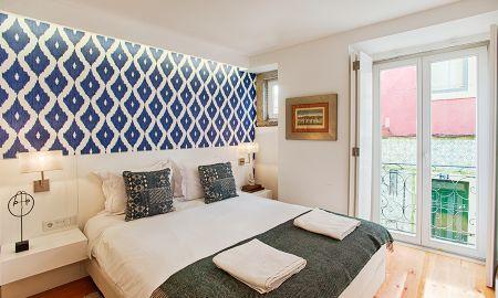 Chambre Double - Vue Rue - Dear Lisbon - Charming House - Lisbonne