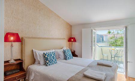 Chambre Double - Terrasse - Dear Lisbon - Charming House - Lisbonne
