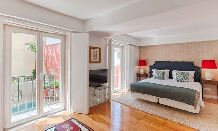 Suite Junior - Vue Jardin - Dear Lisbon - Charming House - Lisbonne