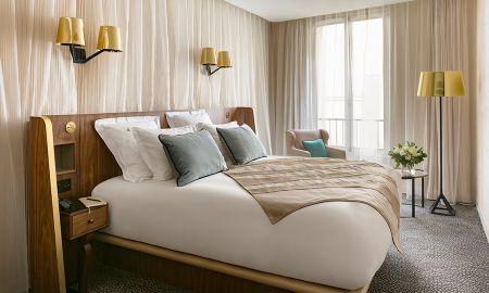 Quarto Deluxe Twin - Maison Albar Hotels Le Pont-Neuf - Paris