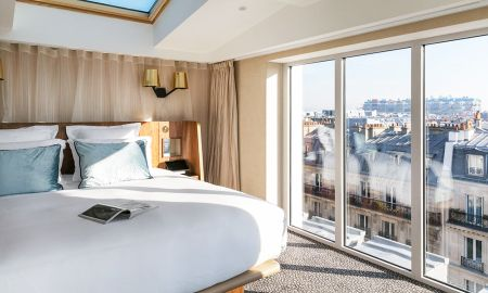 Chambre 1923 - Maison Albar Hotel Paris Céline - Paris