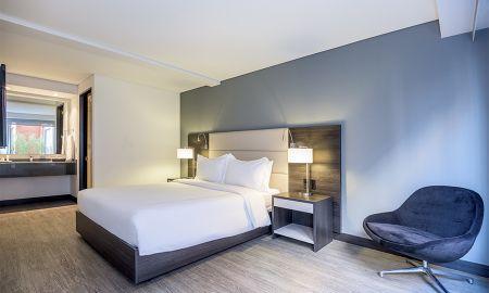 Standard Room with View - NH Bogota Urban 26 Royal - Bogota