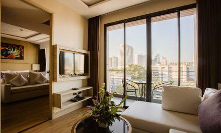 Una Habitación Premier - Adelphi Forty-Nine - Bangkok