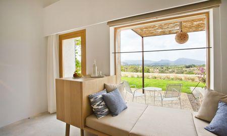 Habitación Doble - Finca Sestelrica - Islas Baleares