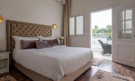 Suite Due Camere - La Maison Blanche - Marrakech