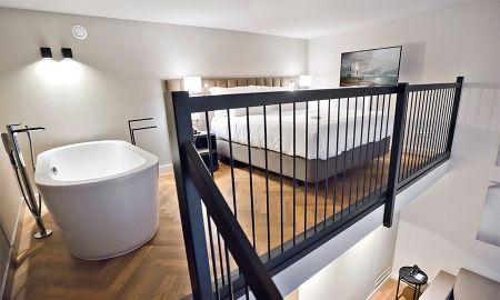 Mezzanine Suite - Pestana Amsterdam Riverside - Amsterdam