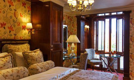 Номер с 1 кроватью или 2 отдельными кроватями - Hotel Estheréa - Amsterdam