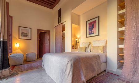 Habitación Superior - Vista Patio - Riad Dar Karma - Marrakech