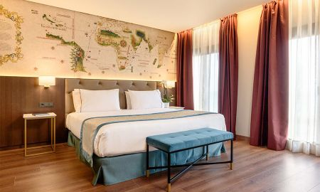 Deluxe Double or Twin Room - Eurostars Museum - Lisbon