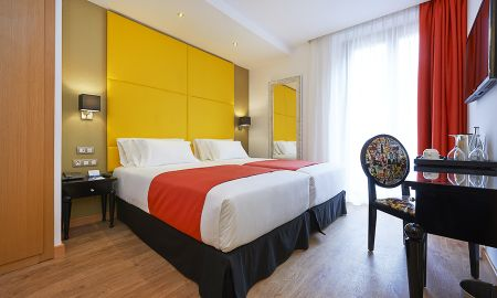 Superior Room Single Use - Hesperia Barcelona Barri Gotic - Barcelona